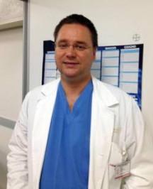 Francesco Causin - Coordinatore della Sezione di Neuroradiologia Interventistica