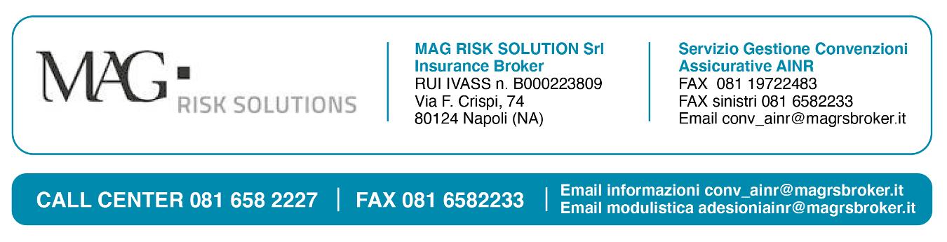 MAG Risk Solution