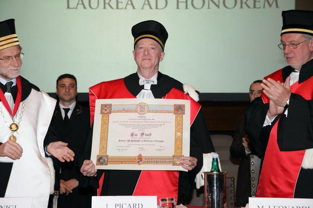 Obituary Luc Picard